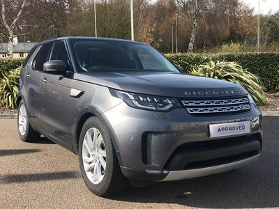 used Land Rover Discovery 3.0 SDV6 (306hp) HSE Estate diesel sw
