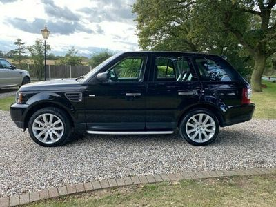 used Land Rover Range Rover Sport Sport HSE 2.7 TDV6 AUTOMATIC 4X4 TURBO DIESEL 5dr