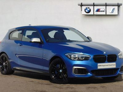 used BMW M140 1 SeriesShadow Edition 3dr Step Auto