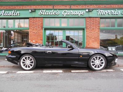 used Aston Martin DB7 Vantage Volante 6 Speed Manual 6.0 2dr