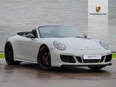 used Porsche 911 Carrera Cabriolet 911 991 GTS 2dr PDK 3.0
