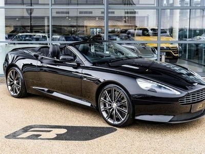used Aston Martin DB9 5.9 Volante Touchtronic II 2dr 2+2