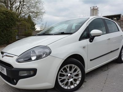 used Fiat Punto Evo 1.2 MYLIFE 5d 68 BHP 12 MONTHS MOT*2 OWNERS*ALLOYS*AC*
