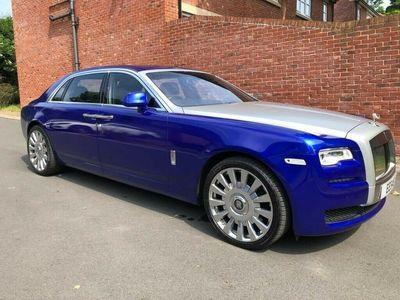 used Rolls Royce Ghost 6.6 V12 Auto 4dr EWB
