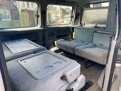 used Mazda Bongo 2.5TD Auto Free Top 4 Berth Camper Conversion AA Approved