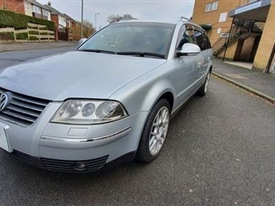 used VW Passat 4.0 W8 4Motion ESTATE/WAGON **LPG** £148.25 6months Tax