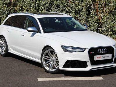 used Audi RS6 Avant 4.0 TFSI quattro 560 PS tiptronic 8 speed