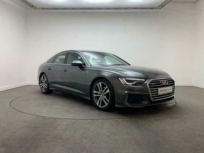 used Audi A6 Saloon S line 40 TDI quattro 204 PS S tronic