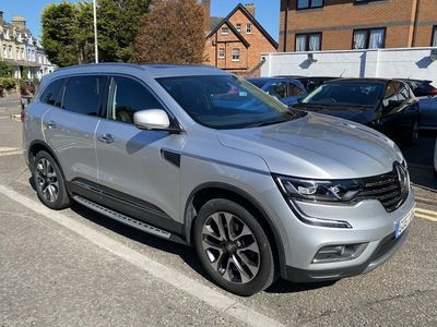 used Renault Koleos 2.0 dCi Signature Nav 5dr 1 Owner 21000 Miles