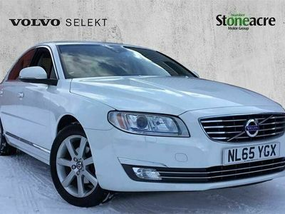 used Volvo S80 D4 SE Lux Automatic (Leather, Xenon Headlights, Bluetooth)