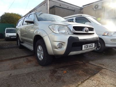 used Toyota HiLux 3.0 HL3 DOUBLE CAB PICKUP