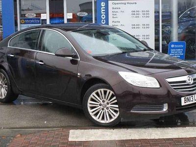 used Vauxhall Insignia 2.0 Cdti Se [160] 5Dr