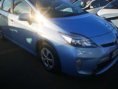 used Toyota Prius Hatchback 1.8 VVTi Plug-in 5dr CVT Auto