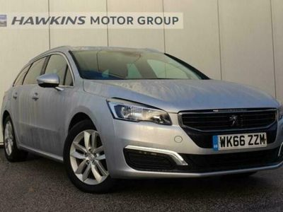 used Peugeot 508 SW