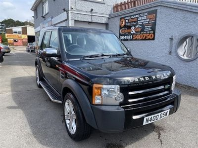 used Land Rover Discovery 2.7 3 TDV6 GS 5DR