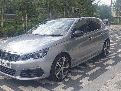 used Peugeot 308 1.2 PureTech GT Line (s/s) 5dr