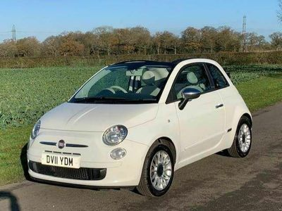 used Fiat 500C 1.2 Pop (s/s) 2dr