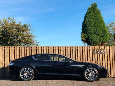 used Aston Martin Rapide Rapide SS 6.0 S Touchtronic III 4drJust Look at That Interior.. Saloon 2014