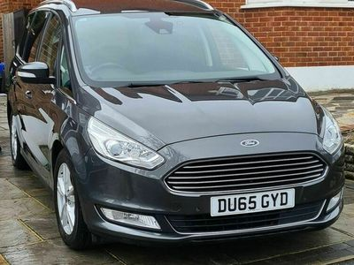 used Ford Galaxy 2.0 TDCi Titanium Powershift (s/s) 5dr