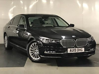 used BMW 740 7 Series Le xDrive Exclusive Saloon 2.0 4dr