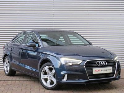 used Audi A3 Saloon Sport 2.0 TDI 150 PS 6-speed 4dr