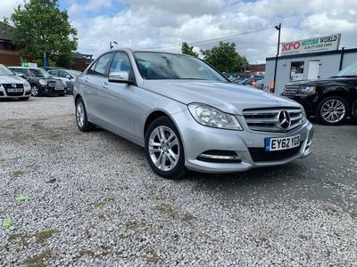 used Mercedes C220 C Class 2.1CDI BlueEFFICIENCY SE (Executive) 4dr (Map Pilot)
