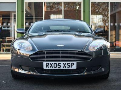 used Aston Martin DB9 5.9 Volante Seq 2dr