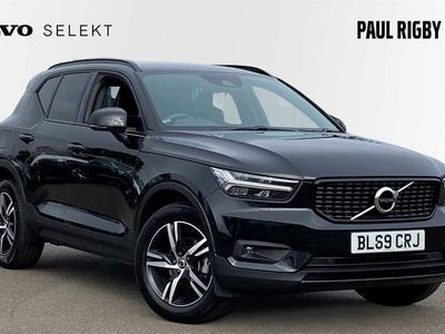 used Volvo XC40 T3 (161 BHP) R-Design Automatic (Heated Front Seats, Heated Windscreen)