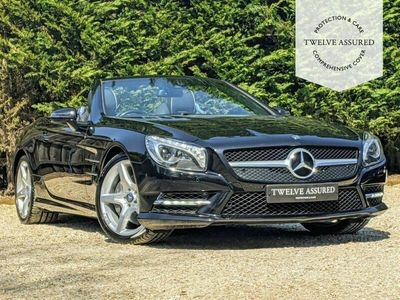 used Mercedes SL400 SL 3.0AMG SPORT 2d AUTO 329 BHP ZERO DEPOSIT FINANCE AVAILABLE
