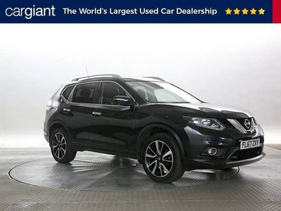 used Nissan X-Trail 1.6 dCi N-Vision 4x4 5dr
