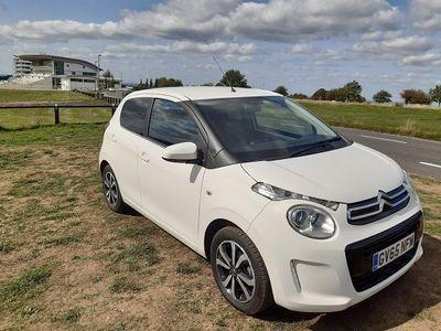 used Citroën C1 1.0 VTi Flair (s/s) 5dr