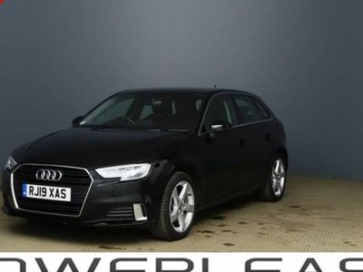 used Audi A3 PETROL MANUAL HATCHBACK 5 DOORS