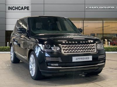 used Land Rover Range Rover 3.0 Tdv6 Autobiography 4Dr Auto