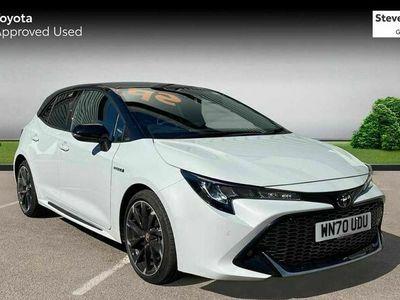 used Toyota Corolla 2.0 VVT-i (181bhp) GR Sport Hybrid CVT