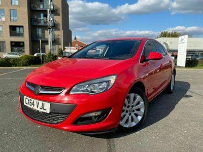 used Vauxhall Astra 2.0 CDTi ecoFLEX Elite (s/s) 5dr