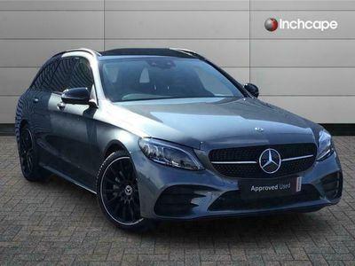 used Mercedes C300 C CLASS ESTATE SPECIAL EDITIONAMG Line Night Ed Premium Plus 5dr 9G-Tronic estate special editions