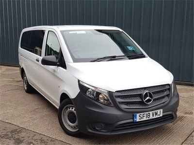 used Mercedes Vito 114 CDI Pro 8-Seater 7G-Tronic