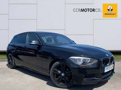 used BMW 118 1 Series D M Sport 5Dr