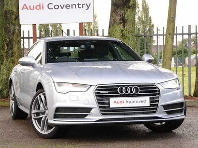 used Audi A7 Special Editions 3.0 TDI Quattro 272 Black Edition 5dr S Tronic Hatchback 2019