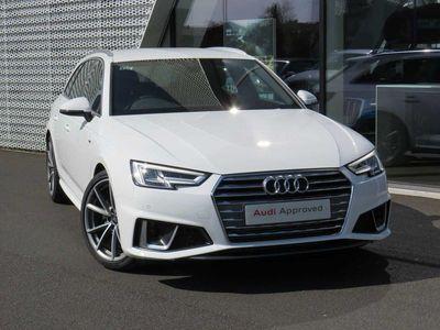 used Audi A4 Avant S Line