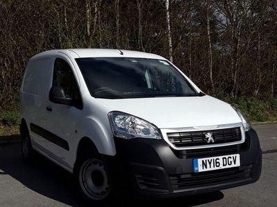 used Peugeot Partner 850 S 1.6 Hdi 92 Van