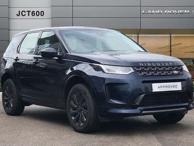 used Land Rover Discovery Sport 2.0 D150 R-Dynamic SE 5dr Auto diesel sw