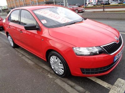 used Skoda Rapid 1.2 TSI GreenTech S 5dr ONLY 30 TAX!