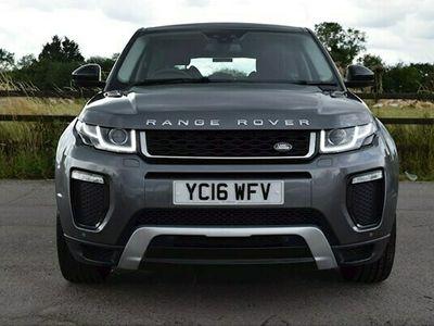 used Land Rover Range Rover evoque Estate 2.0 TD4 HSE Dynamic Hatchback 5d