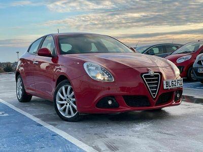 used Alfa Romeo Giulietta 1.4 TB MultiAir Lusso 5dr