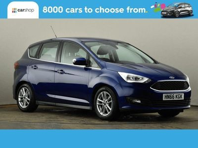 used Ford C-MAX 1.5 TDCi Zetec 5dr Powershift Blue Automatic Diesel
