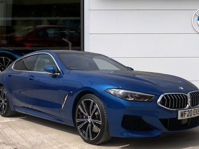 used BMW 840 8 Series I Sdrive 4Dr Auto