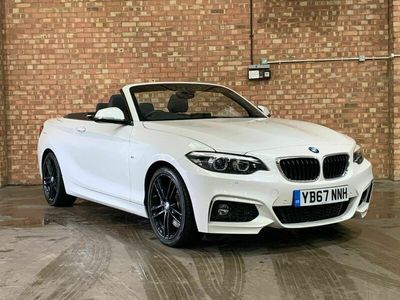 used BMW 230 2 Series i M Sport Convertible 2.0 2dr
