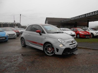 used Abarth 500 1.4 T-Jet 3dr
