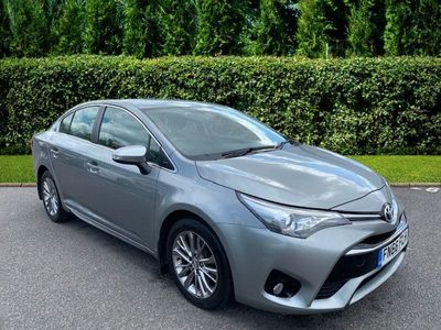 used Toyota Avensis 2.0D Business Edition 4Dr